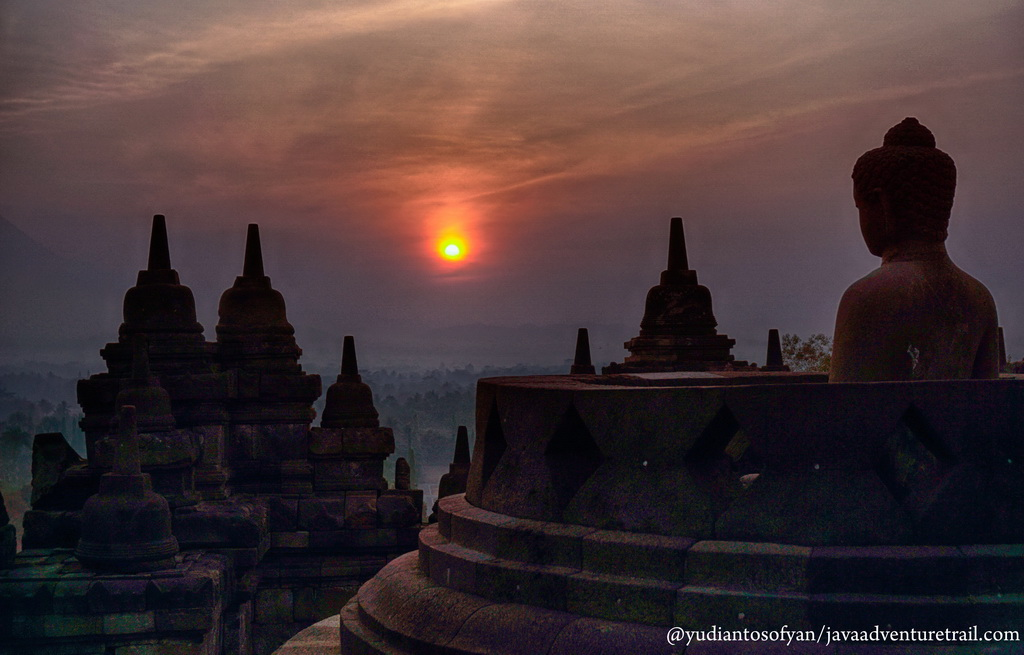 Borobudur Tour Package - Java Adventure Trail