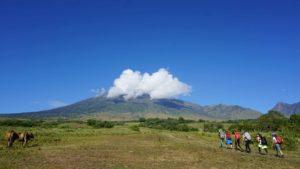 Mount Rinjani Bromo Ijen Trekking Package (7D6N)