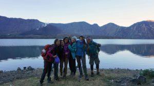 mount rinjani trekking tour