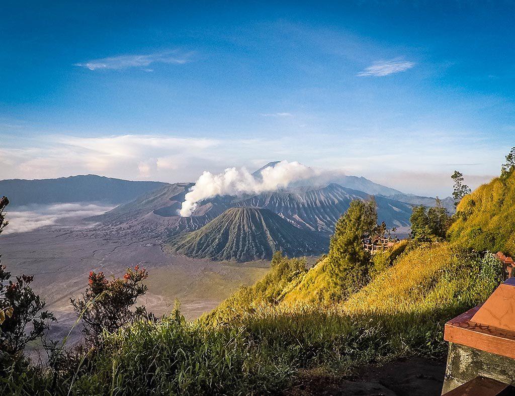 bromo in East Java