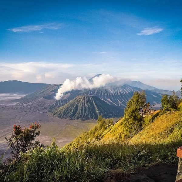 bromo in East Java