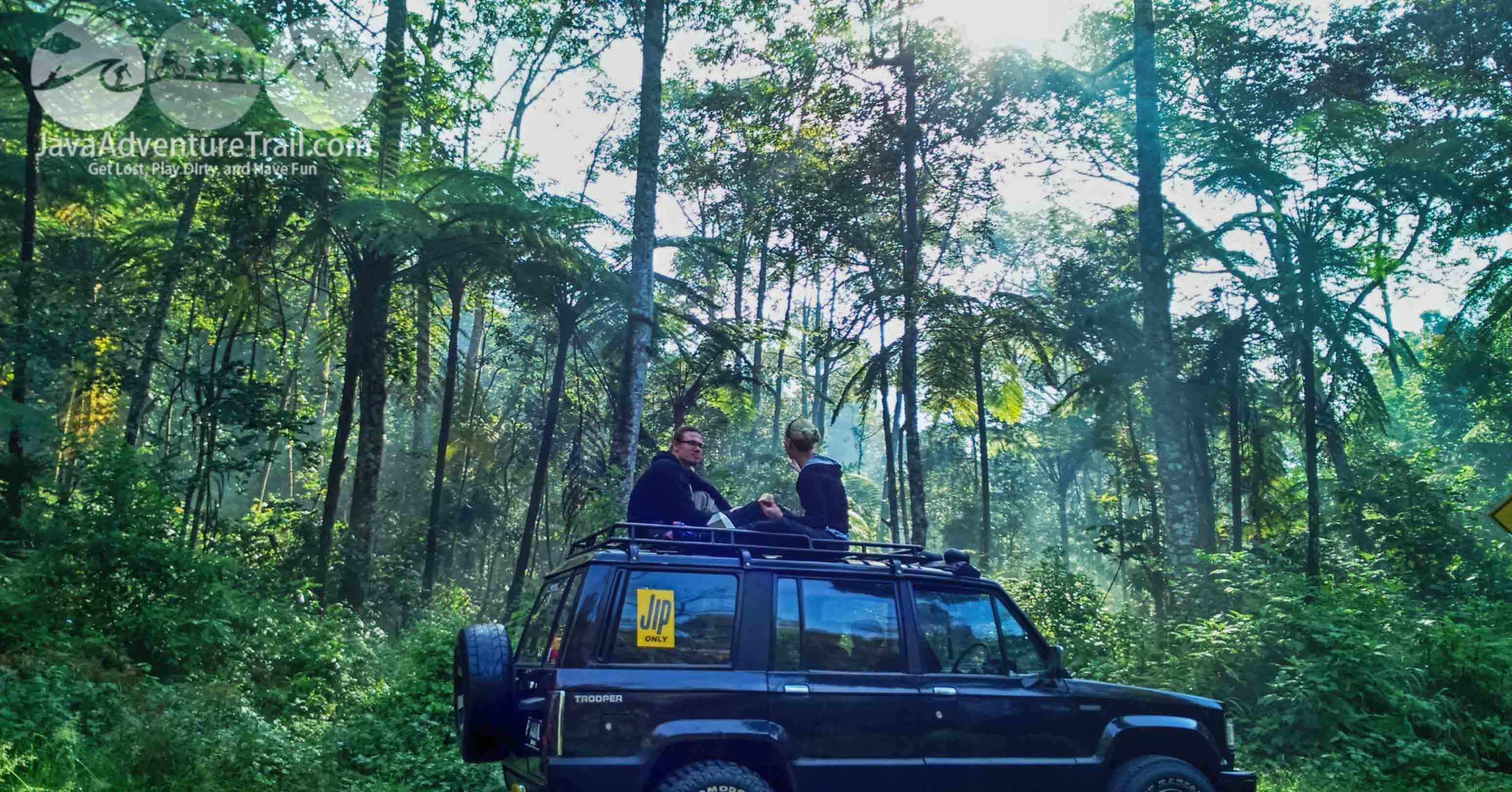 Ijen Nature Reserve