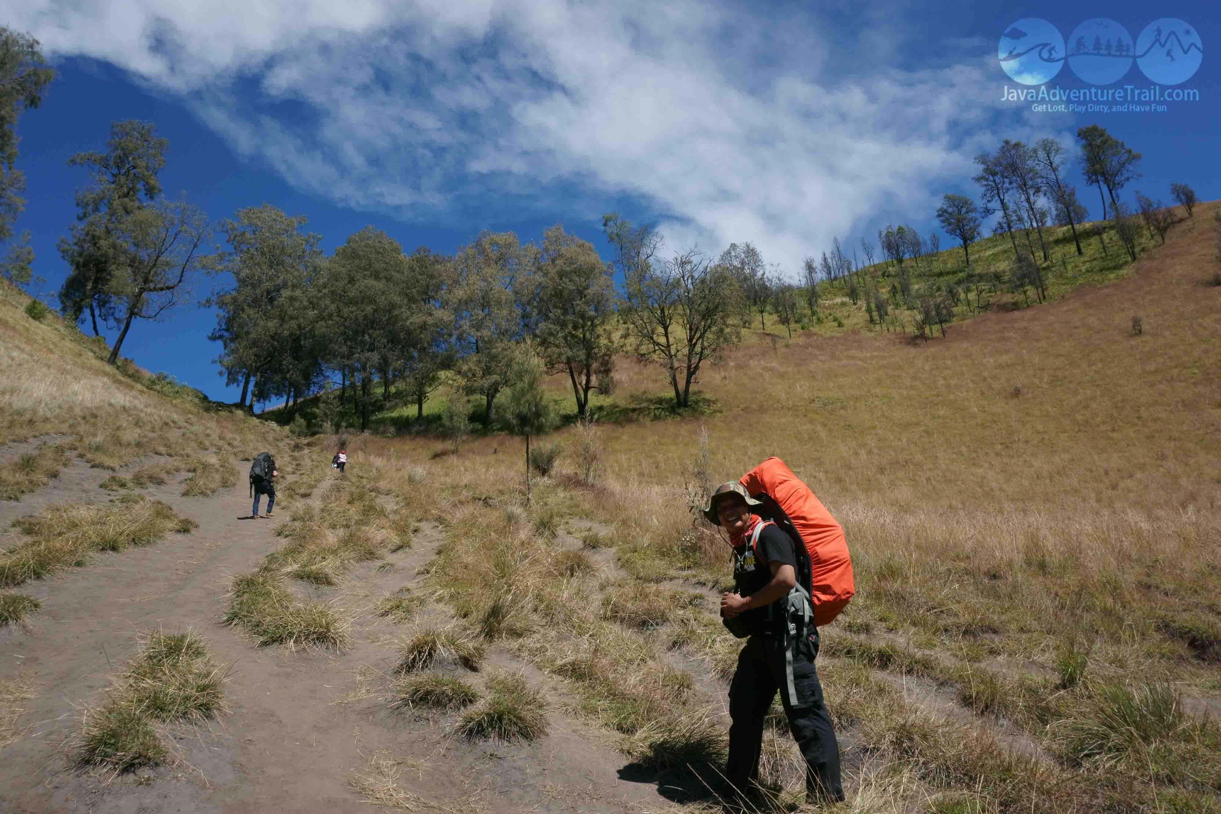 Semeru Volcano Trekking