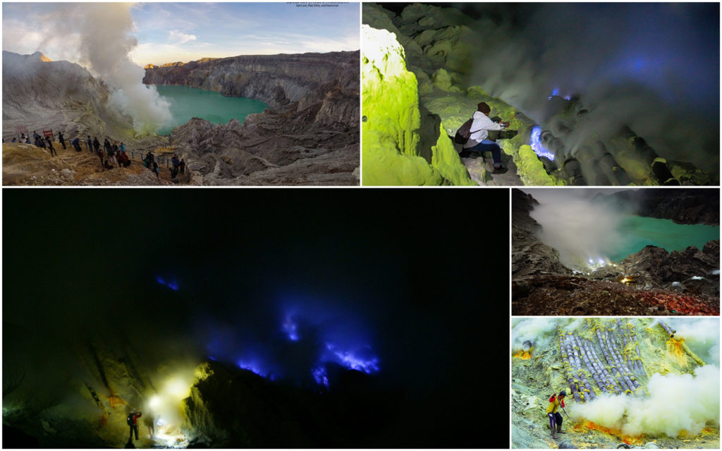 Blue Fire Tour From Bali