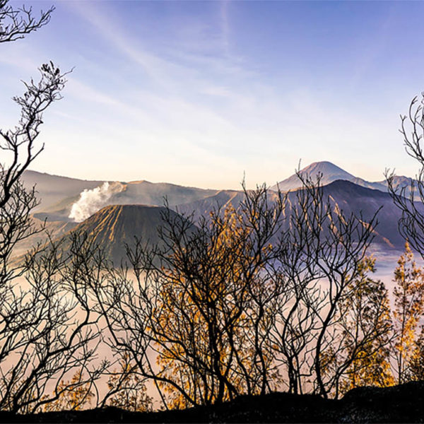 gunung bromo dari bukit cinta