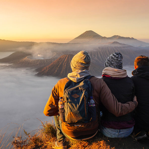 mount bromo sunrise tour, muont bromo milky way