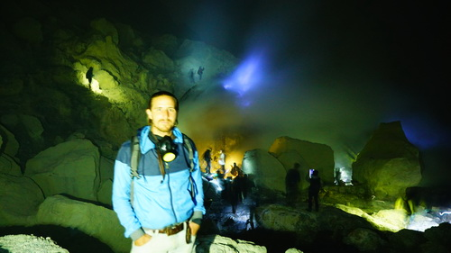Ijen Blue Fire Tour