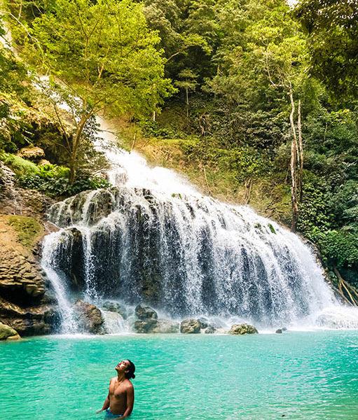 lapopu waterfall