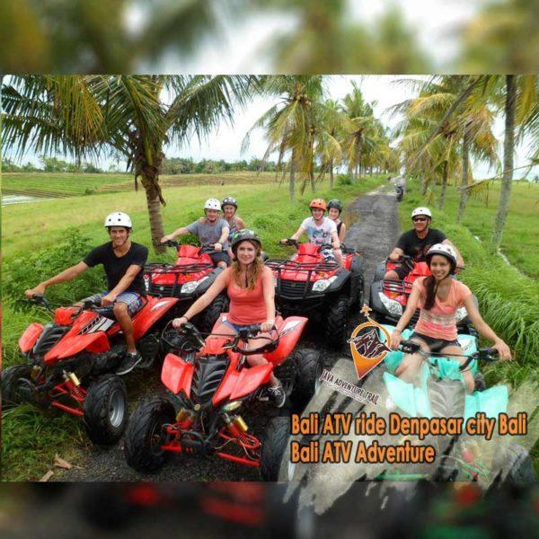 Bali atv ride Denpasar city Bali, Bali atv Adventure