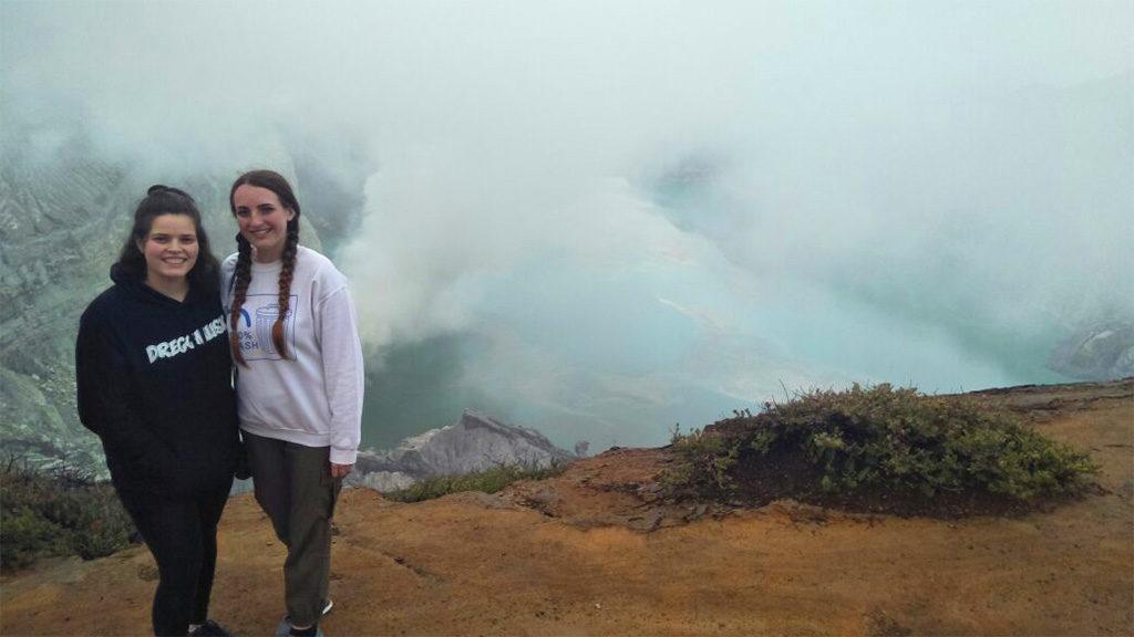 ijen crater banyuwangi from bali