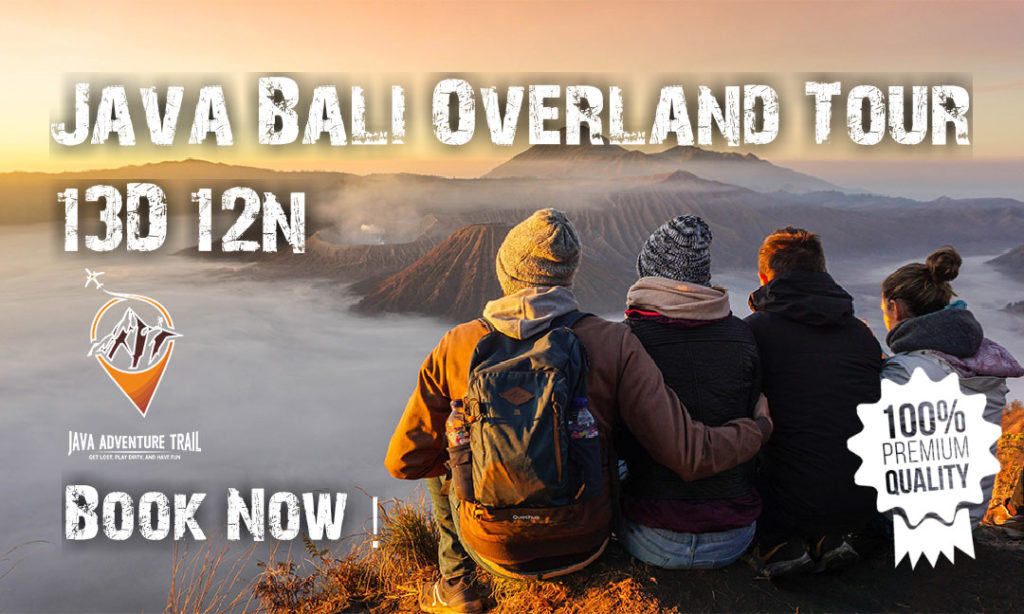 Java Bali Overland Tour 13 Days 12 Nights