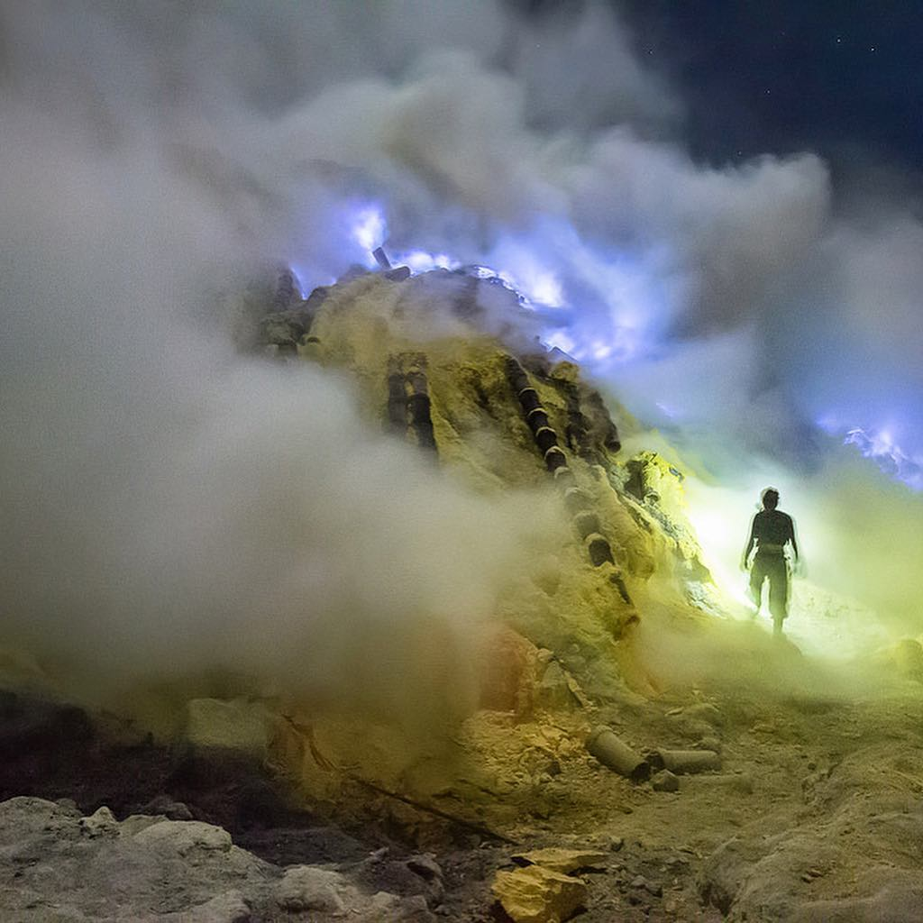 Ijen Bluefire Tour
