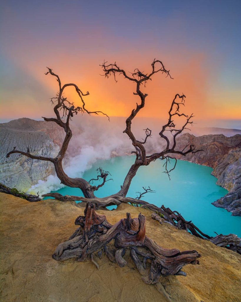 Bromo Ijen Milky Way Tour From Surabaya 4D3N
