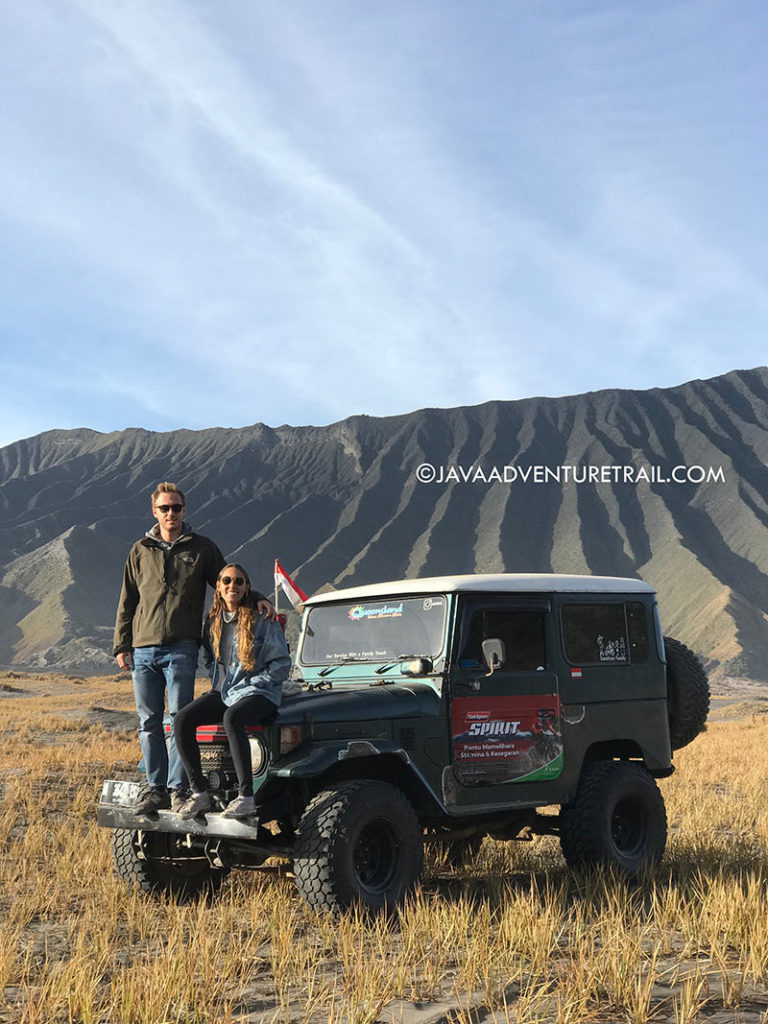 Mount Bromo Jeep Tour Package