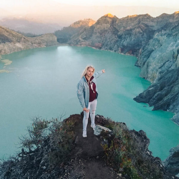 Bali Bromo Surabaya Tour, kawah ijen tour from bali