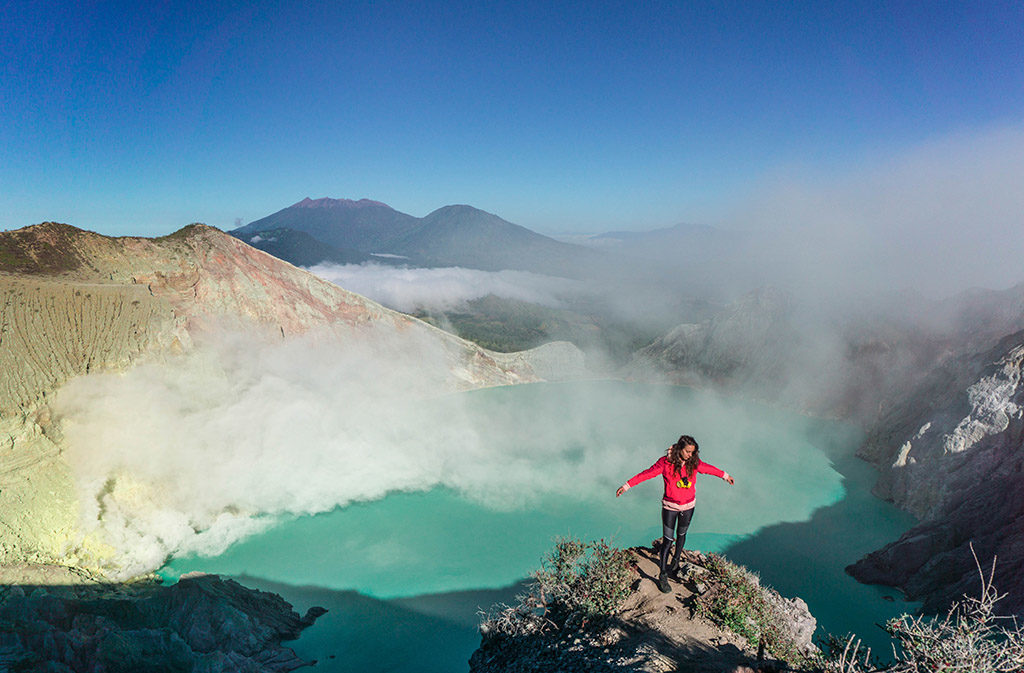 mount ijen tour from bali