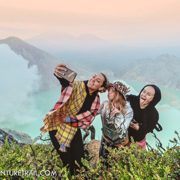 Ijen Volcano Tour from Bali